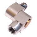 Swivel connector for air hose